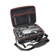 Shoulder Bag for DJI Mavic Pro Drone Bag Protector Storage Box Suitcase Carrying Case for Controller Battery Charger Accessory(China)