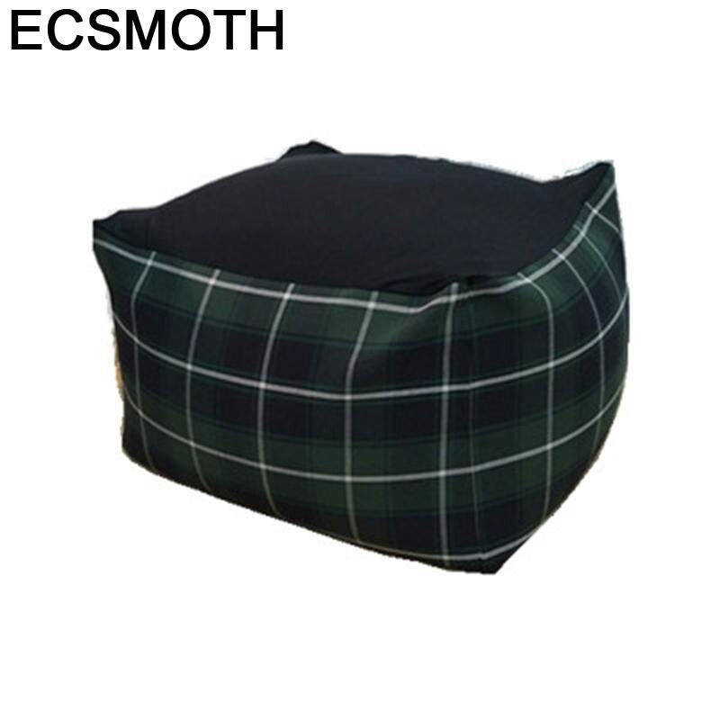 Cadir Sandalyeler Boozled Ouro De Assento Poef Sedia Sedie Single Bed Pouf Beanbag Chair Cadeira Puff Asiento Sofa Bean Bag