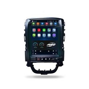 Image 2 - 1.Car radio 2din GPS Per Opel Astra J Buick EXCELLE Verano 2009 2014 Verticale dello schermo di lettore Multimediale