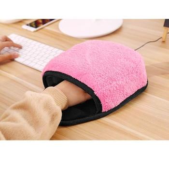 Alfombrilla de ratón con calefacción USB, alfombrilla de ratón, alfombrilla, calentador de...
