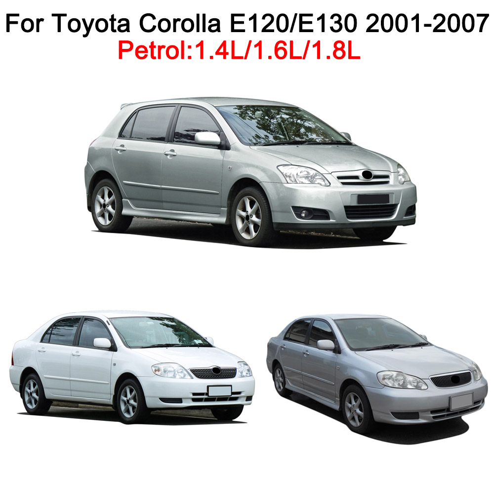 Image 5 - Air Filter For Toyota Corolla E120 E130 2001 2002 2003 2004 2005 2006 2007 1.4L 1.6L 1.8L 17801 22020 17801 YZZ03 Accessories-in Air Filters from Automobiles & Motorcycles