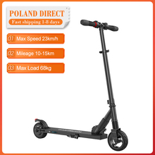[EU Direct] Megawheels S1 250W Motor Portable Folding Electric Scooter Bike Bicycle Cycling Motorcycle