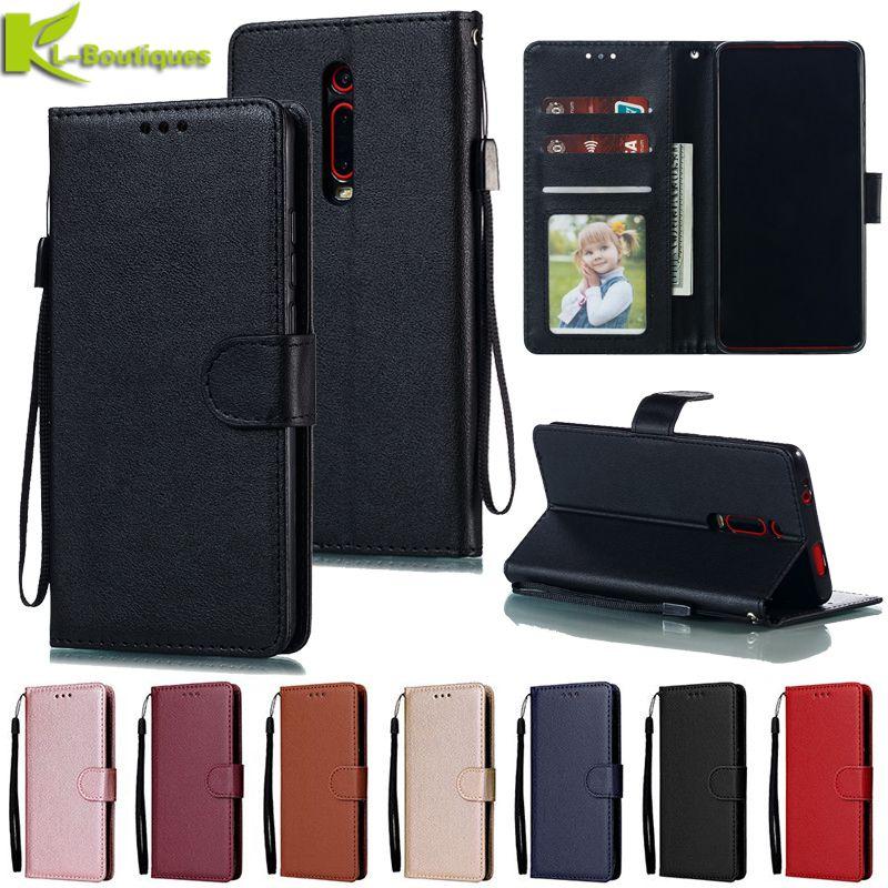 Xiaomi Redmi 8 Leather Case on sFor Coque Xiaomi Redmi 8 Case Xiomi Redmi8 Cover Classic Style Flip Wallet Phone Cases Bag Etui