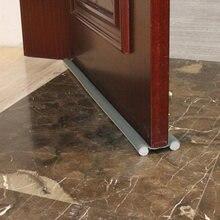 95 см Гибкая Нижняя уплотнительная лента для двери уплотнитель