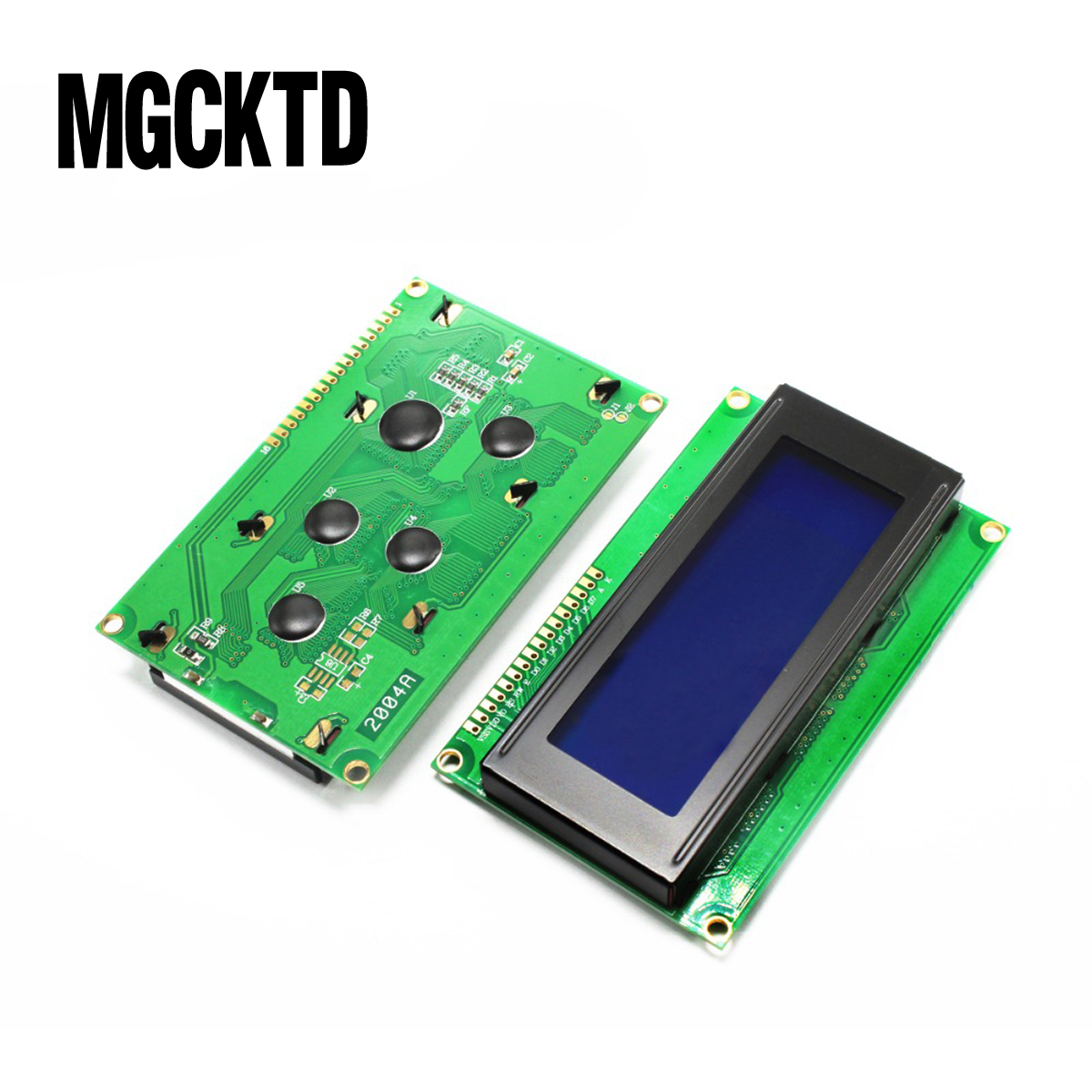 ! LCD Board 2004 20*4 LCD 20X4 5V Blue Screen LCD2004 Display LCD Module LCD 2004