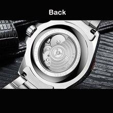 2020 Tevise Top Brand Luxury Men Mechanical Watches Automatic waterproof Steel Quartz Wristwatches Men Relogio Masculino 2020