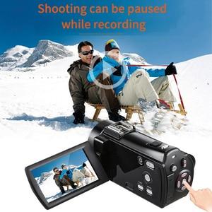 Image 3 - Ordro HDV V7 Plus Full HD 1080P Digital Camera 3.0 Screen IR Night Vision Professional Camcorder Remote Control Video Cameras