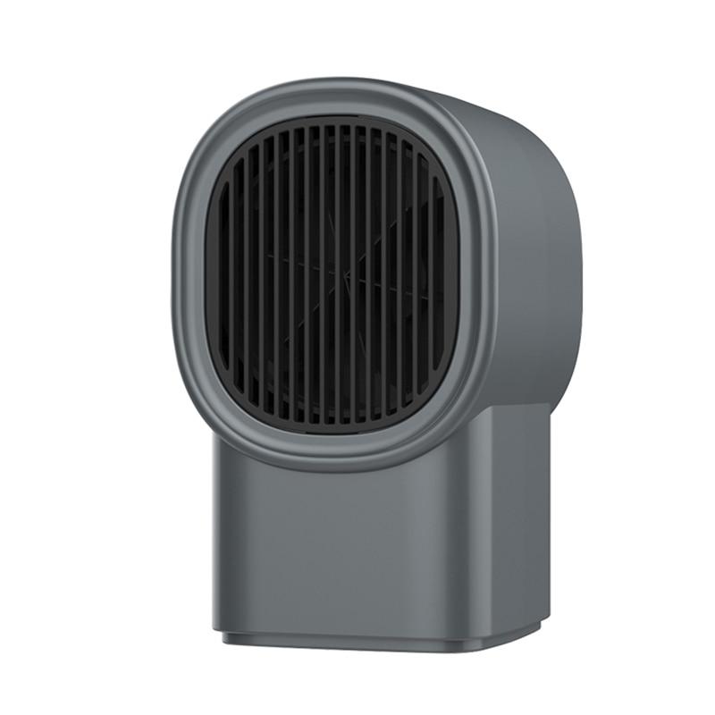 Mini Electric Air Heater Portable Winter Warmer Fan PTC Heating Stove Radiator Warmer Fan EU Plug
