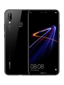 Huawei Hisilicon Kirin 659 P20-Lite Mobile-Phone 64GB WCDMA/LTE/GSM NFC Adaptive Fast Charge