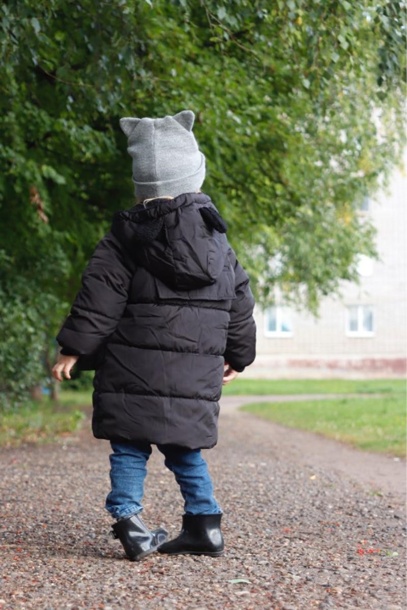 CROAL CHERIE Girls Jackets Kids Boys Coat Children Winter Outerwear & Coats Casual Baby Girls Clothes Autumn Winter Parkas 14