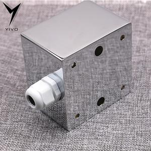 Image 5 - 2*US KS II# Power Connector Hi end DIY HIFI  Copper plated gold 20amp 20A 125V aluminium plate box power socket electric outlet