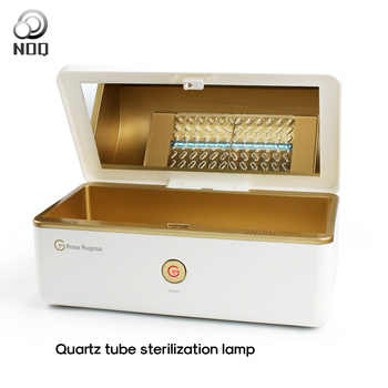 NOQ S2 Sterilizer For Manicure Instrument UV Sterilizer Box Tool Sterilizer 5W Beauty Salon Equipment Sterilizing Tools - DISCOUNT ITEM  35% OFF All Category