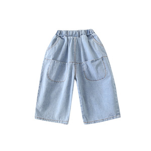 Image 5 - Girls Pants 2020 New Spring Baby Versatile Pants Baby Girl Clothes Baby Girl Bottoms