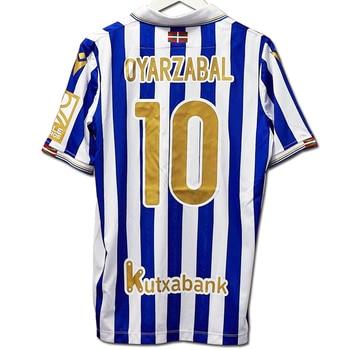 2019-20 CAMISETA ESPECIAL FINAL DE COPA 2020-21 RS home Away jerseys T-shirt Oyarzabal Final de Copa del Rey Real Sociedad FC 1