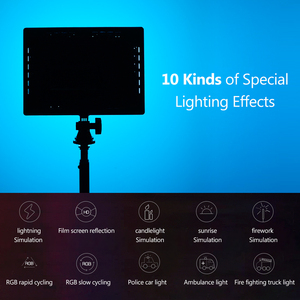 Image 2 - YONGNUO YN300 Air IIไฟLED RGB 3200K 5600Kหลอดไฟเติมรีโมทคอนโทรลสำหรับกลางแจ้งถ่ายภาพ