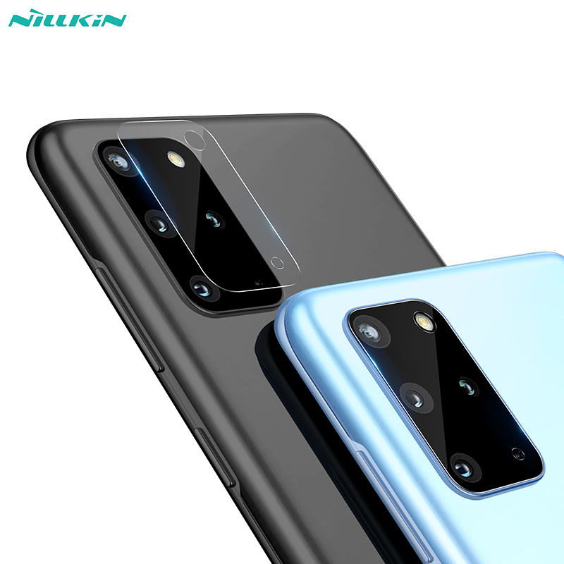 2 Pcs/Lot Camera Protective Film For Samsung S20 /S20 Plus /S20 Ultra /A51 A71 NILLKIN AR Ultra-thin HD Clear Lens Protector