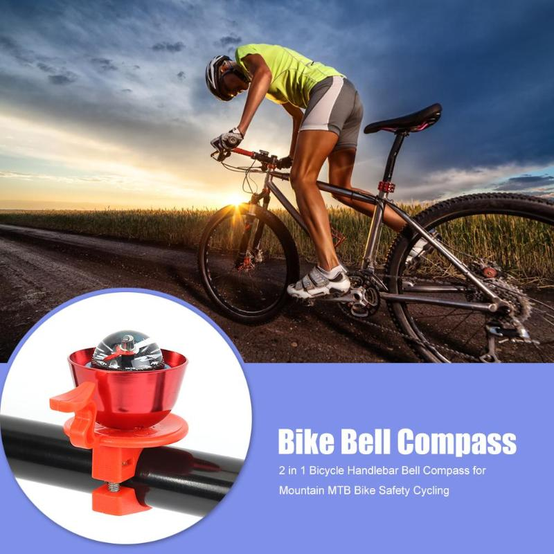 Tennis Ball Bicycle Handlebar Bike Bell