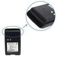 מכשיר הקשר 2X החלפת סוללה עבור מוטורולה A6, A8, BPR40, Mag אחת BPR40 מכשיר הקשר 7.2V 1800mAh (5)