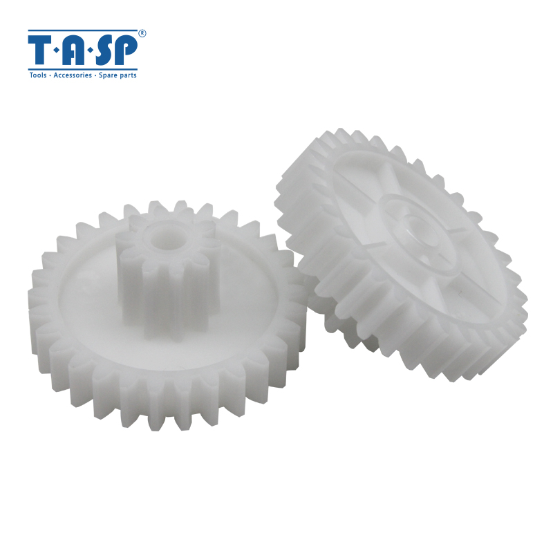 2pcs Gears Spare Parts For Meat Grinder Wheel For Vitek VT3610w VT3611 VT3620st VT3622 VT-3627 LU-2104 Polaris 1828 Sc-mg45m13