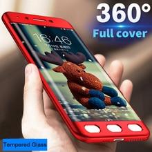 360 Hard Case for Xiaomi Mi A2 Lite A1 M