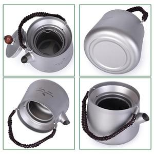Image 3 - Services à thé en titane, 230/800ml, sans limite, pour le Voyage, pour le bureau, la maison