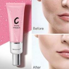 Основа для макияжа с эффектом потери пор увлажнение отбеливание
