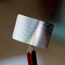 Hình ba chiều 20x30mm bạc Toàn Phương dán VOAN miếng dán