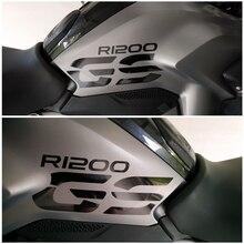 R1200GS naklejka na BMW R1200GS LC R1200 GS R 1200 GS odblaskowe zbiornik paliwa do motocykla naklejki akcesoria naklejki naklejki