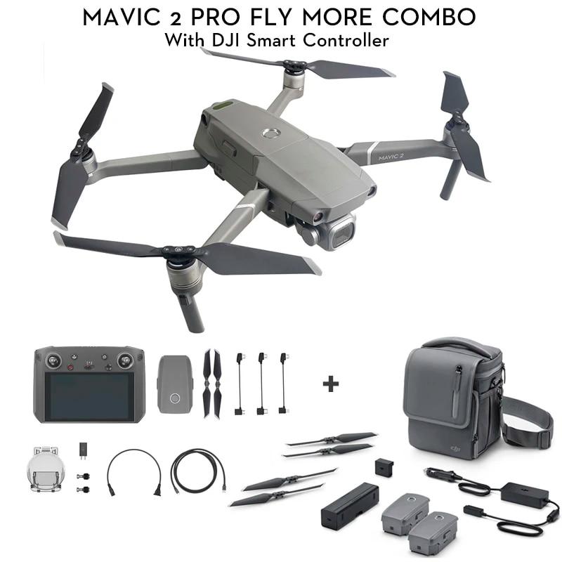 Dji Mavic 2 Pro Mavic 2 Zoom Mit Dji Smart Controller Drone Rc Quadcopter In Lager Original Marke Neue Camera Drones Aliexpress