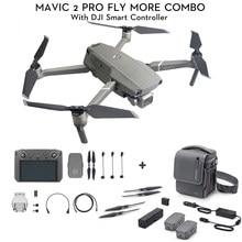 DJI-Dron cuadricóptero teledirigido Mavic 2 Pro / Mavic 2 Zoom/con controlador inteligente DJI