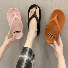 2020 Brand Slippers Women Flip Flops Women Sandals Candy Color Casual Slides Valentine Summer Outdoor Beach Female Flip Flops