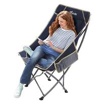 Beach Picnic Seat Chair Foldable Camping Chair for Fishing Hiking Ultra Light Chair Outdoor Tools Folding Strong High Load 150kg