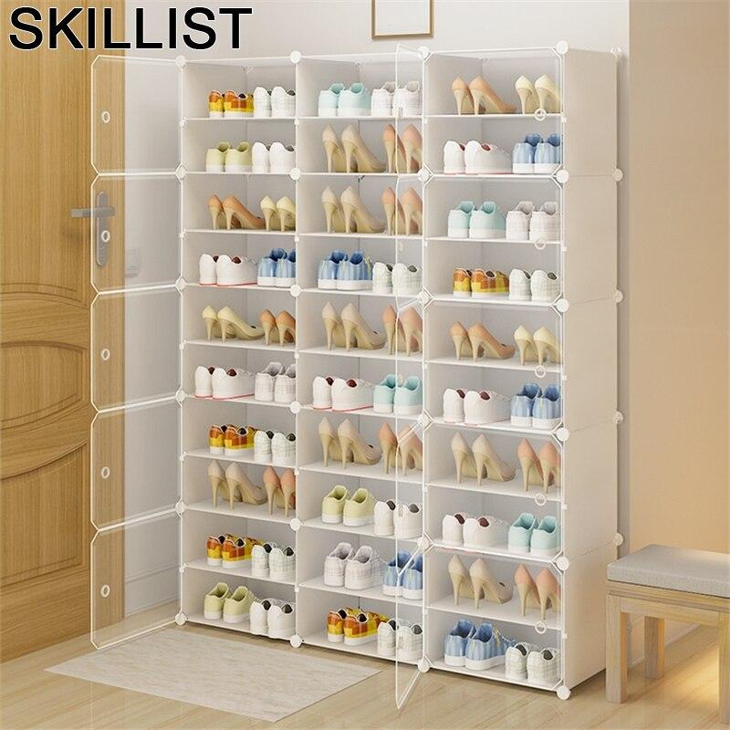 Meuble Rangement Armario De Almacenamiento Kast font b Closet b font Ayakkabilik Furniture Mueble Sapateira Rack