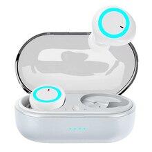 Q2 TWS Bluetooth Earphone IPX7 Waterproof Wireless Headset Deep 6D Bass Earbuds True Wireless Stereo Headphone Sport Earphones
