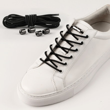 NEW Magnetic Shoelaces No Tie Elastic Shoe Laces Creative Lacing System Quick Lock 1 Pair Drop Shipping