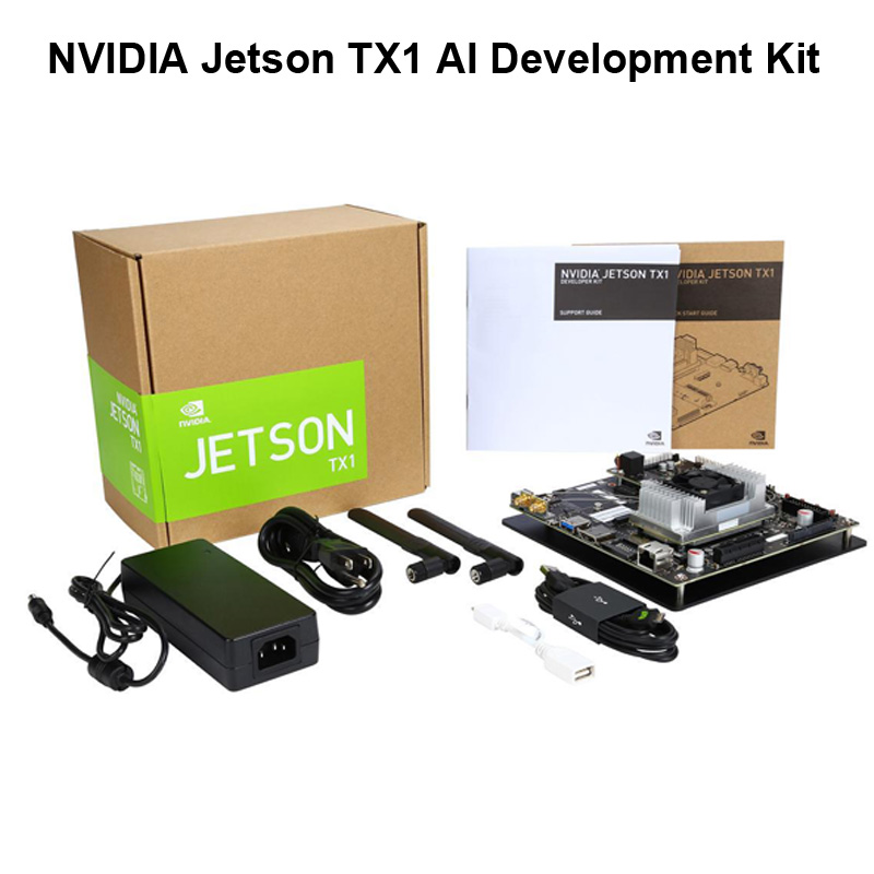 NVIDIA Jetson TX2 TX1 Development Kit, 8 GB 128 Bit LPDDR4 32 GB EMMC, The AI Solution For Autonomous Machines