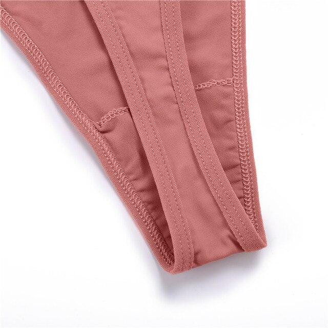 Set Of 3 Pairs Of G-String Panties 5