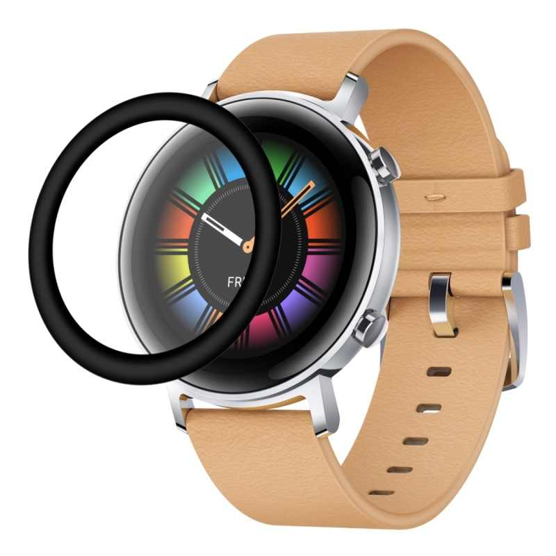 ساعة هواوي دان-B19 ديانا 42 ملم GT2 مع شاشة اموليد - ذهبي