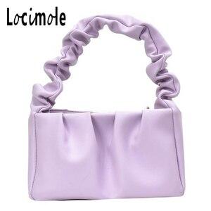 Locimole Satchels, сумки-тоут, модные повседневные сумки на плечо, женская сумка-мессенджер, сумки на бретельках, кожаная сумка, BIZ178 PM49