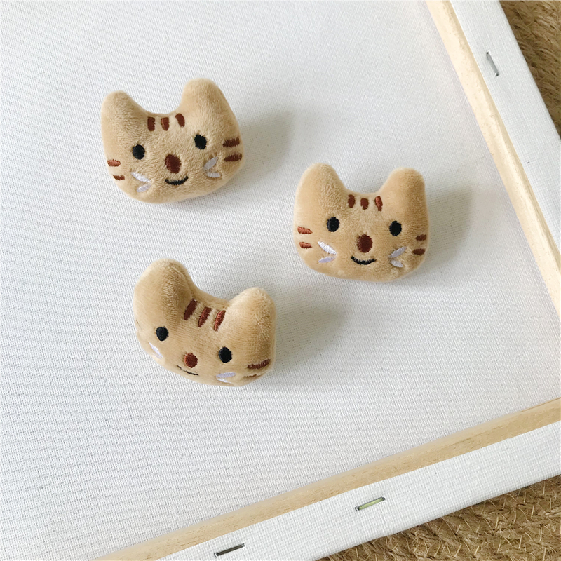 [MPK Catnip Toy] Buy any 3 items get 30% off! New 2019 Cat Face Design Cat Toy, Catnip Cookie Cat pillow 16