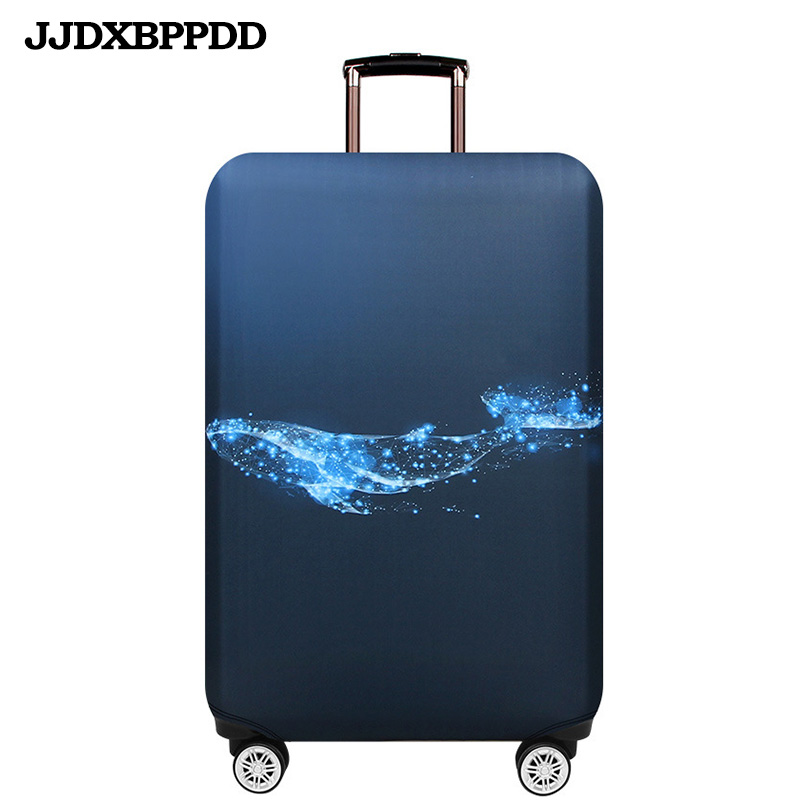 New Thicker Travel Luggage Suitcase Protective Cover For Trunk Case Apply To 18''-32'' Suitcase Cover Elastic Perfectly