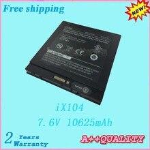 Высокое качество 7,6 В 10625 мАч аккумулятор для ноутбука Xplore iX104 iX104C5tablet PC технологии XC6 DMSR планшетный ПК