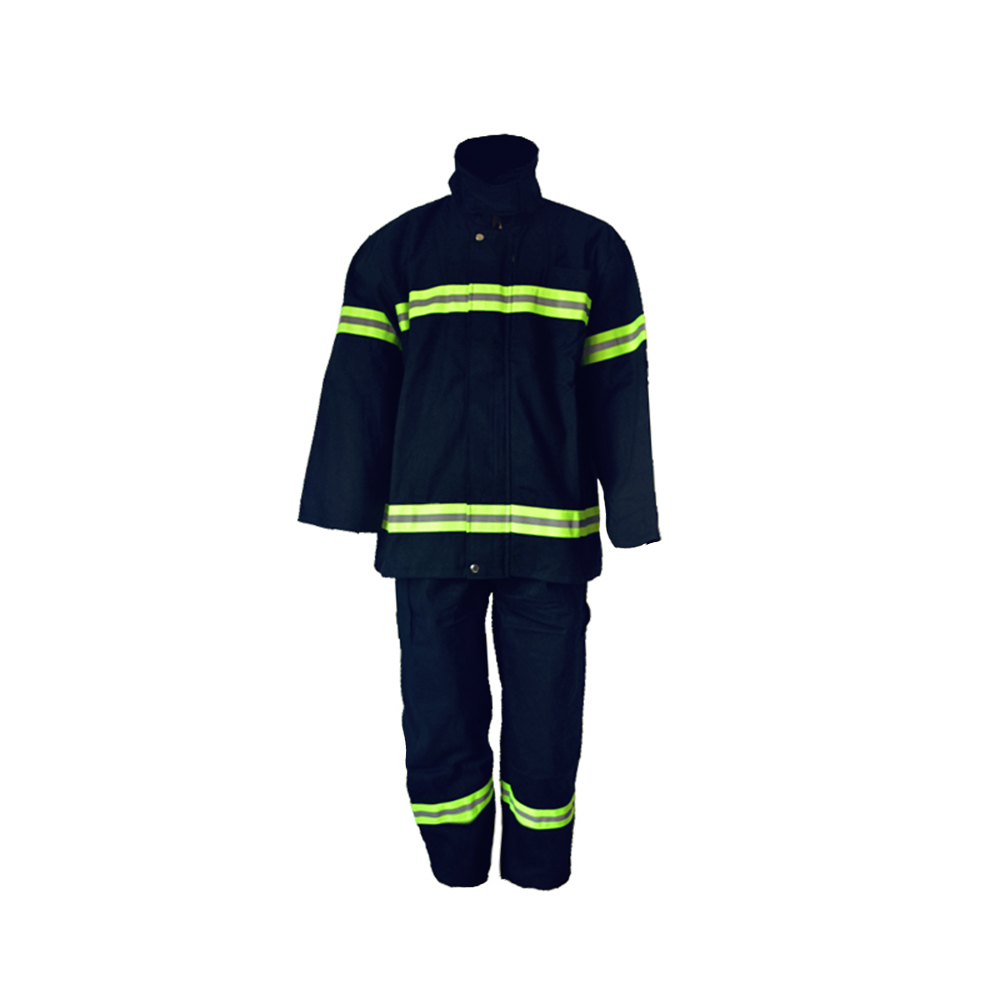 Trousers Clothing Protective-Coat Fire-Fighting-Equipment Fire-Resistant-Clothes Fireproof title=