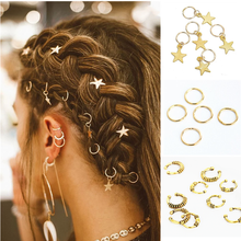 Dreadlock Beads Jewelry Clips Clasps-Accessories Cuffs-Rings Charms Hair-Braid 49-Styles