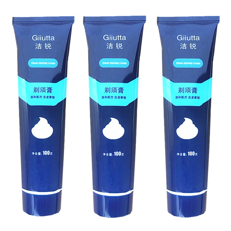 New Men Shaving Cream Foam Soft Beard Reduce Friction Manually Shaving Cream Deionized Water Suitable All Skin Moisturizing Foam