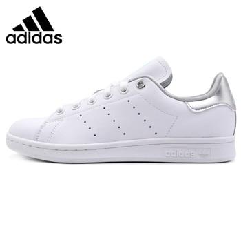 Original New Arrival Adidas Originals STAN SMITH W Women's Skateboarding Shoes Sneakers Female