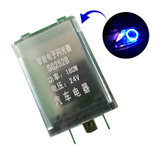 1 шт. 3-Pin DC 24V Электронный Светодиодный проблесковый маячок реле для светодиодный/Общий сигнал поворота лампы вспышки SMD чип новые автомобильные аксессуары