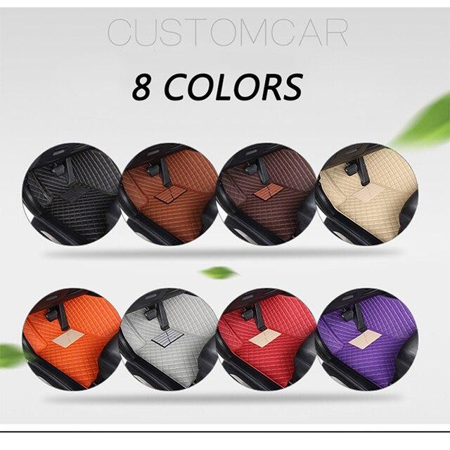 Alfombrilla de suelo personalizada para coche kokololee para Changan todos los modelos CS75 CS35 CX20 CX30 CS15 CS95 CS55 alfombrillas de suelo automático
