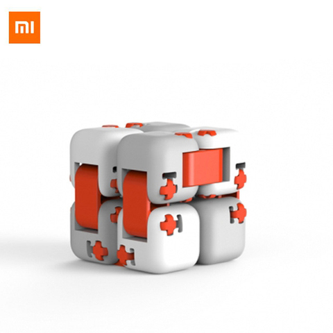 Original xiaomi mitu Cubes Spinner Finger Bricks Intelligence Toys Smart Fidget Magic Cubes Infinity Toys Anti Stress Anxiety Pakistan