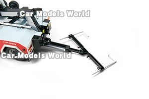 Image 3 - Hino 300 견인 트럭 용 다이 캐스트 모델 1:18 + small gift!!